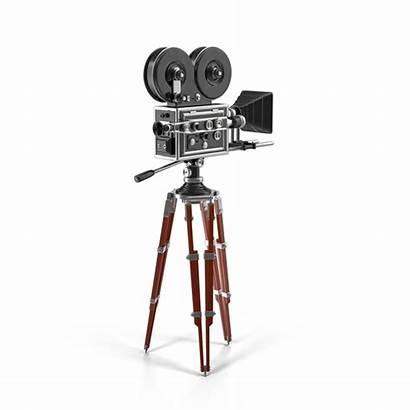 Camera Tripod Antique Psd Pixelsquid Pngs Clipground