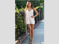 Beautiful long leg Pretty girl next door Pinterest