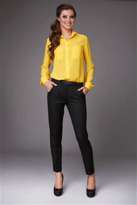 bureau top office business attire for yellow