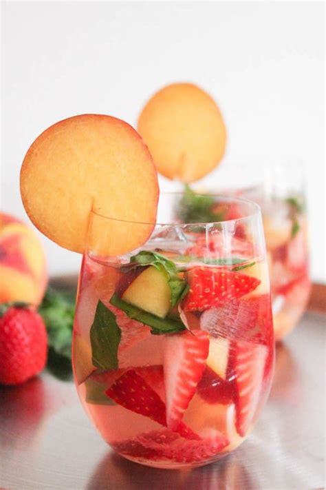 Game Changing Sangria Recipes Cocktail Hour Rose