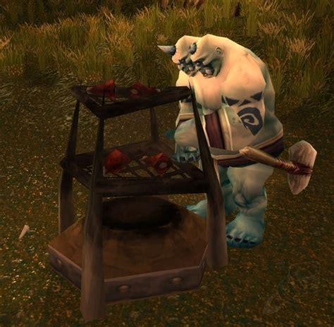 cooking skill world  warcraft