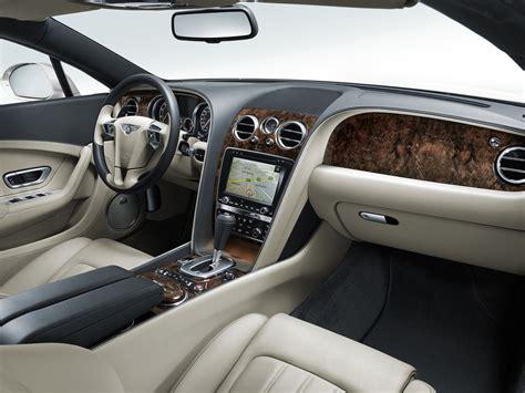 bentley continental gt interior car models