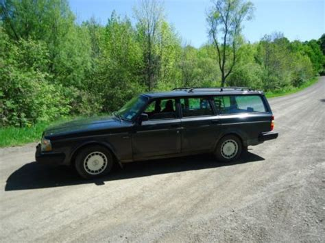 how can i learn about cars 1992 volvo 960 parking system find used 1992 volvo 240 wagon in forestville new york united states for us 2 500 00