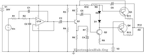 subwoofer amplifier subwoofer amplifier circuit