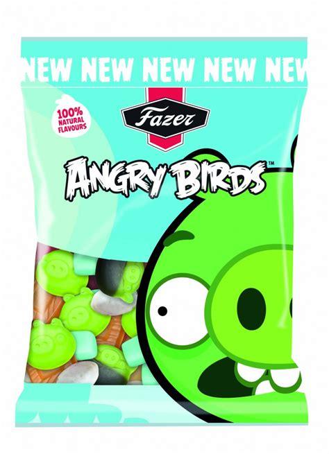 Fazer Angry Birds saldumi jau jūnijā veikalu plauktos Latvijā | Sieviešu Pasaule