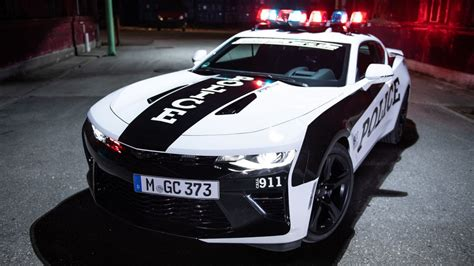 geiger cars envisions   camaro police car gm authority