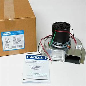 A150 Fasco Blower Inducer Motor Fits Trane 7021