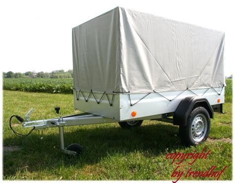 pkw anhänger plane 750 kg tpv b 246 ckmann pkw anh 228 nger 750 kg trailers 13 zoll