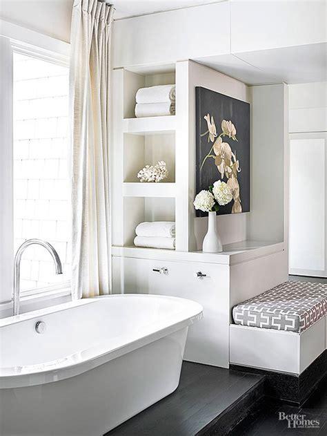 Small Bathroom Ideas: Contemporary Style Baths