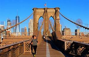 Brooklyn Bridge em Nova York - Nova York