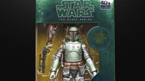 New Star Wars Carbonized Black Series and Vintage ...
