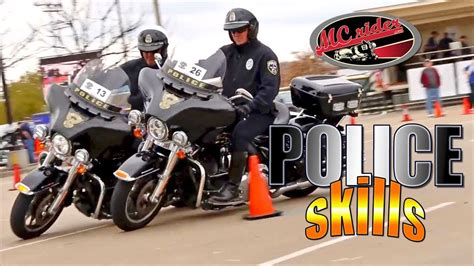Motor Cops Own Skills Course