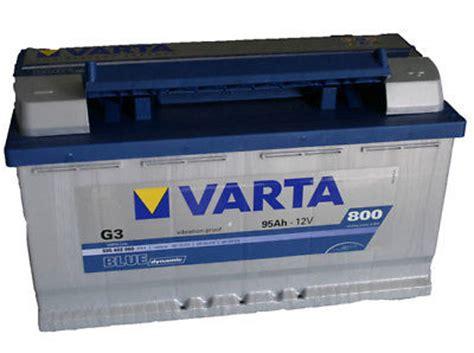 Varta Bmw 5 Series E60 530d 535d Heavy Duty Car Battery Ebay