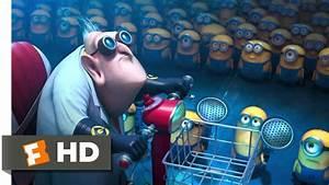 Despicable Me 2 (3/10) Movie CLIP - Dr. Nefario Quits ...