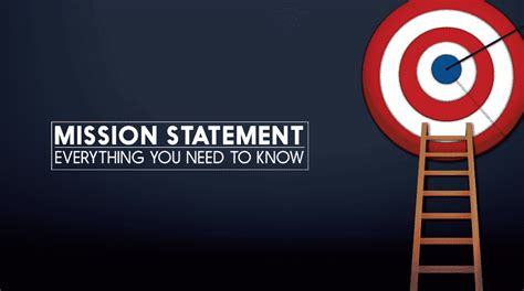 Mission Statement - Definition, Examples & How-To Guide ...