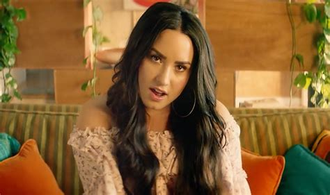 Totally Transformed! Clean Bandit And Demi Lovato Share An