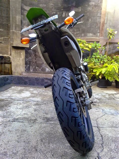 Biaya Modifikasi Klx 150 Supermoto by Biaya Modifikasi Klx 150 Supermoto Thecitycyclist