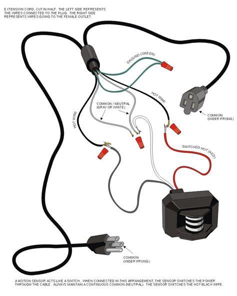 Motion Detector Wiring Diagram Somurich