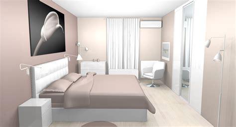 peinture chambre taupe lin deco gris fille beige belge