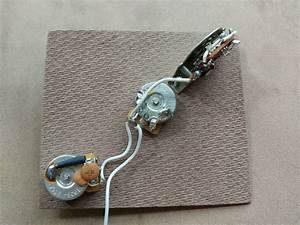 Fender Greasebucket Circuit Wiring Harness For Telecaster