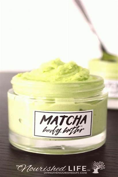 Butter Skin Natural Care Matcha Soothing Pinotom