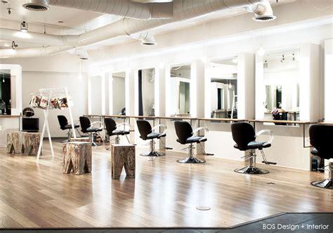 Kitchen Decor Ideas Themes - cutaway hair salon bos design interior