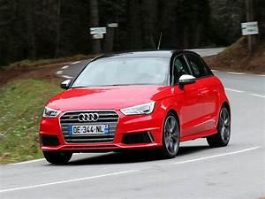 Calandre Audi A1 : essai audi s1 sportback 2014 quel caract re l 39 argus ~ Farleysfitness.com Idées de Décoration