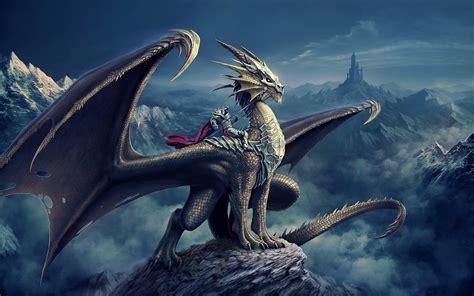 fantasy dragon wallpaper high resolution  wallpaper