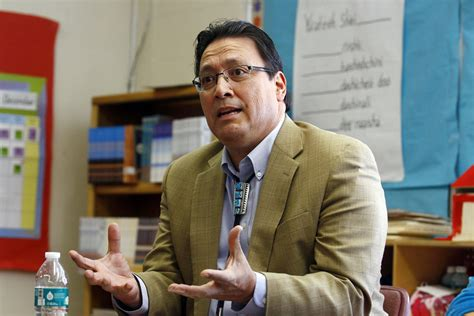 bureau of indian education bureau of indian education director roessel removed after