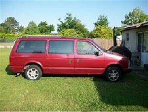 1990 Plymouth Voyager Overview CarGurus