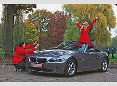 BMW Z4 im GebrauchtwagenTest autobildde