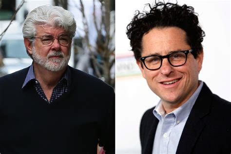 George Lucas Is Just Not That Into You, J.j. Abrams