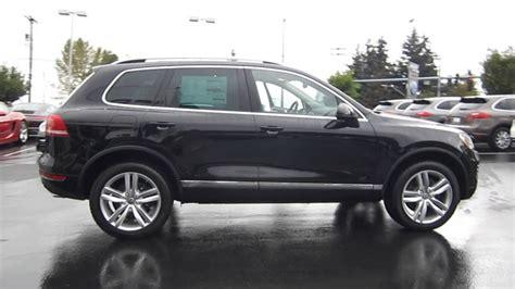 2014 Volkswagen Touareg Black Topismag Com