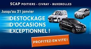 Peugeot Civray : destockage exceptionnel peugeot poitiers ~ Gottalentnigeria.com Avis de Voitures