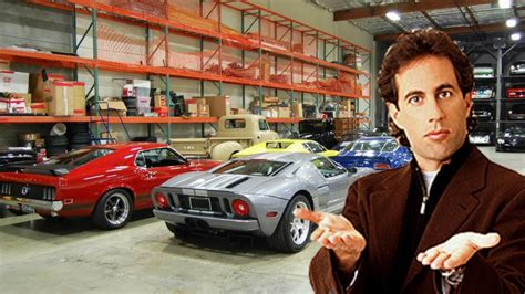 jerry seinfeld car collection  jerry seinfeld cars