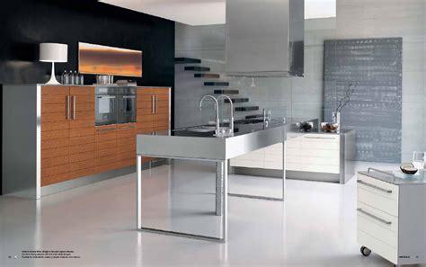 Stainless Steel Kitchen Designs
