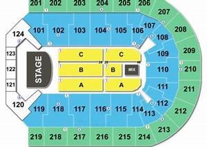 Denny Sanford Premier Center Seating Chart Seating