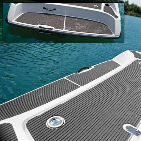 Boat Swim Platform Mats by Yamaha 190 Series Swim Platform Mat Set Partsfish