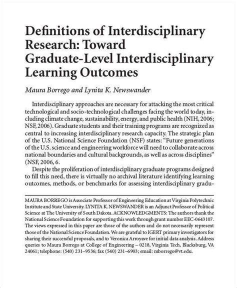 Sle Apa Psychology Research Paper Graduate Research Paper Format 28 Images Graduate