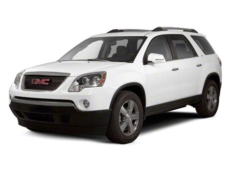 how petrol cars work 2010 gmc acadia on board diagnostic system 2010 gmc acadia values nadaguides