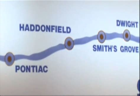 haddonfield illinois map