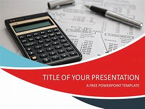 Finance PowerPoint Template - PresentationGO.com