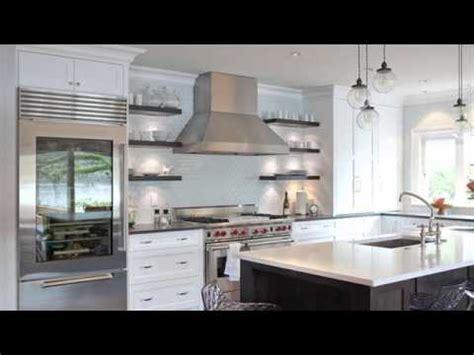 kitchen shelves design ideas contemporary floating shelves kitchen designs 5603
