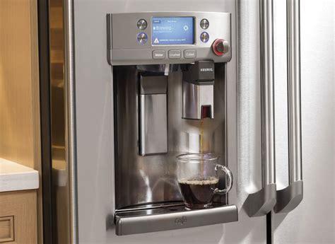 ge cafe refrigerator   keurig coffeemaker consumer reports
