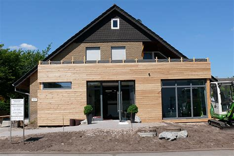 Einfamilienhaus Neues Kleid Fuer Die Fassade by Neue Fassade Handwerker Zentrum