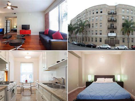 apartments  rent  la  month