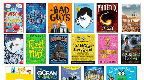 17 Books To Make Reading Fun For Your Class