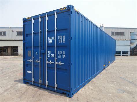 40ft High Cube Containers For Hire  S Jones Containers