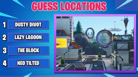 guess  true location  fortnite fortnite quiz youtube