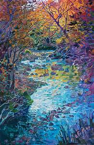 Crystal Creek -... Contemporary Impressionists Quotes